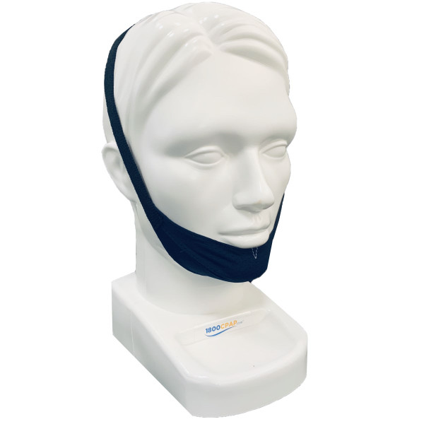 Comfort Chin Strap on Display Head